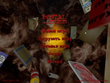 Postal²: Share the Pain Windows Main menu