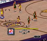 NBA Live 97 SNES Instant Replay