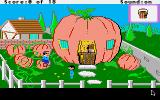 Mixed-Up Mother Goose Apple IIgs A giant pumpkin!