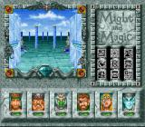 Might and Magic III: Isles of Terra SNES Starting out