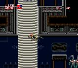 Xardion SNES Getting up to a secret chamber