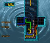 WildSnake SNES Water background with plus grid