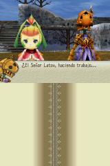 Final Fantasy: Crystal Chronicles - Ring of Fates Nintendo DS Visitors!