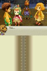 Final Fantasy: Crystal Chronicles - Ring of Fates Nintendo DS Mmm...