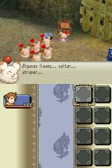 Final Fantasy: Crystal Chronicles - Ring of Fates Nintendo DS Moogles!