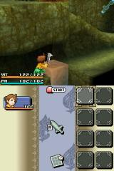 Final Fantasy: Crystal Chronicles - Ring of Fates Nintendo DS You can move boxes.