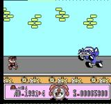 Time Zone NES The boss is an angry jumping car