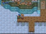 "Illusion of Gaia SNES Nice water graphics... almost like in ""Morrowind"" ;)"