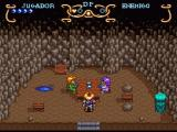 Illusion of Gaia SNES In this cave Will and his friends play cards