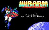 Wibarm DOS Title Screen 2