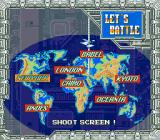 "Battle Clash SNES Not a ""level-select"" screen, but a ""look where you will go next screen"""