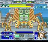 Battle Clash SNES He's big ... (level 6)