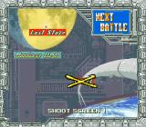 Battle Clash SNES After defeating all enemies on earth, the game advances into space