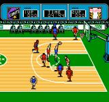 Ultimate Basketball  NES Shooting.