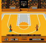 Roundball: 2-On-2 Challenge NES Shooting for outs