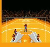 Roundball: 2-On-2 Challenge NES Made the basket