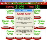 Pie Bill Gates Windows Cool ! 64 pies in 30 seconds !