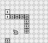 Q Billion Game Boy Using the level editor