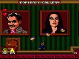 The Addams Family SNES Portrait gallery