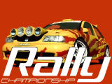 Mobil 1 Rally Championship Windows Main title screen