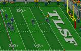 Tom Landry Strategy Football Deluxe Edition DOS It's a long way for Seattle now.