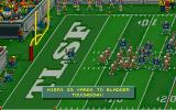 Tom Landry Strategy Football Deluxe Edition DOS Touchdown! For the computer, unfortunaly...