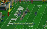 Tom Landry Strategy Football Deluxe Edition DOS And he scored... ouch!