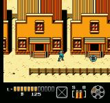 The Lone Ranger NES The enemy leaves behind money