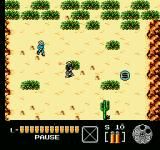 The Lone Ranger NES You can shoot diagonally