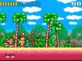 Super Adventure Island SNES Starting the game