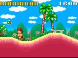 Super Adventure Island SNES You can eat many things on your way, but watch the time limit
