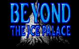 Beyond the Ice Palace Atari ST Title screen