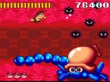Super Adventure Island SNES A very difficult boss