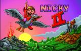 Nicky 2 Amiga Title screen