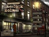 The Lost Cases of Sherlock Holmes Windows Title screen