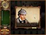 The Lost Cases of Sherlock Holmes Windows Holmes introducing a mini-game.
