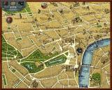 Sherlock Holmes: The Mystery of the Persian Carpet Windows London map