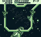 Aerostar Game Boy Space, the final frontier