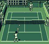 Jimmy Connors Tennis Game Boy Jimmy Connors to serve