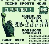 Tecmo Bowl Game Boy Poor Seattle, better luck next time!