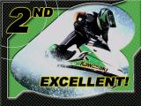 Kawasaki Jet Ski Watercraft Windows Placed second.
