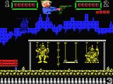 Trigger MSX Enemies on a swing