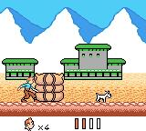 Tintin in Tibet Game Boy Color Tintin travels to the Himalaya to rescue Chang.