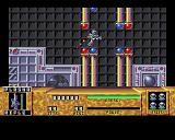 Dan Dare III: The Escape Amiga Putting the jet-pack to good use