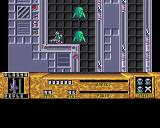 Dan Dare III: The Escape Amiga Dan loses a life