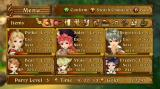Eternal Sonata Xbox 360 One of the in game menus