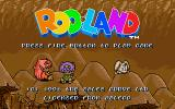Rodland Atari ST Title screen