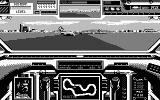 Deathtrack DOS Race (High-res CGA)