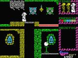 Spirits MSX A switch puzzle