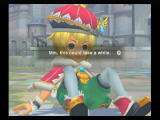 Final Fantasy: Crystal Chronicles - My Life as a King Wii What a cute little monarch.